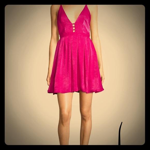 3b286cb2f7f Pink Free People gabby s party all night dress 4